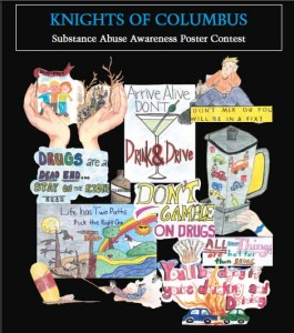Knights Substance Abuse Poster Contest